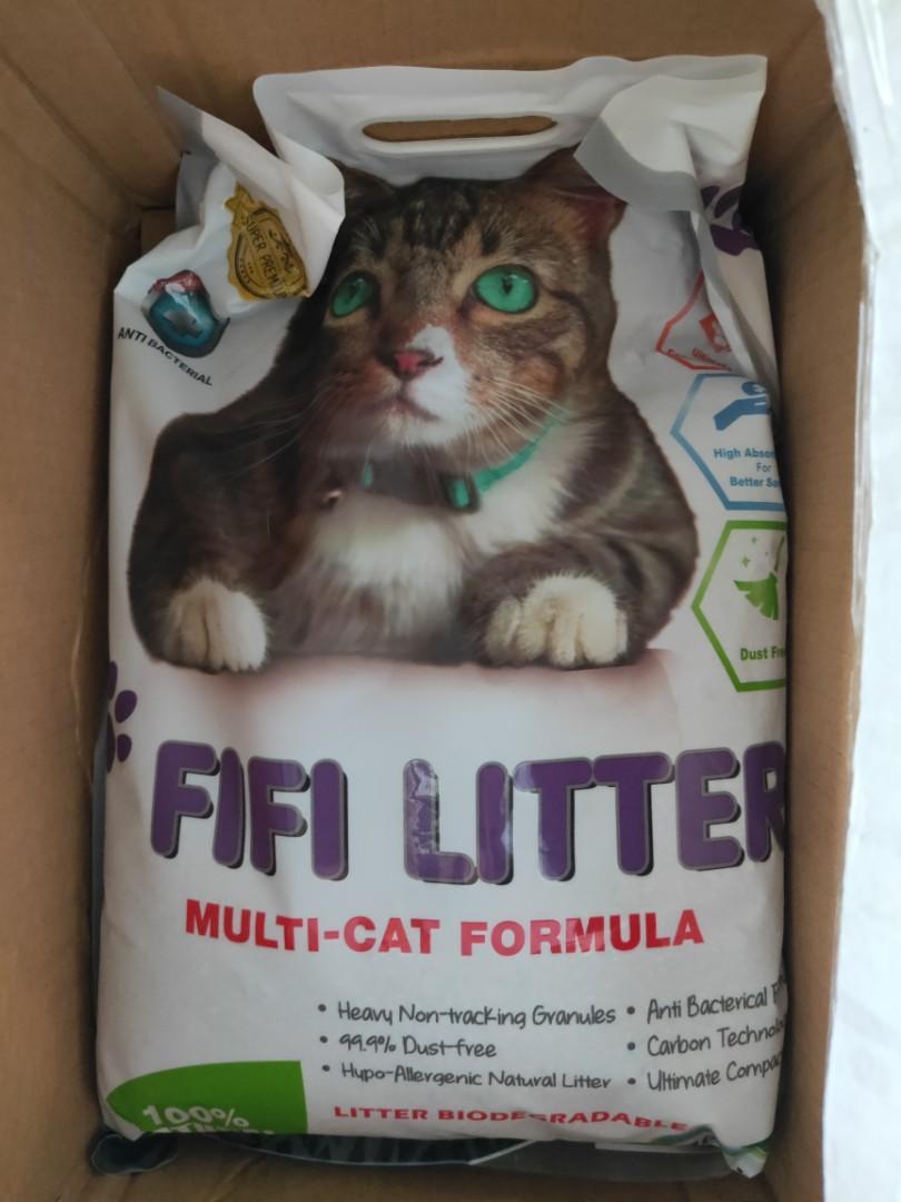 Fifi Cat Litter