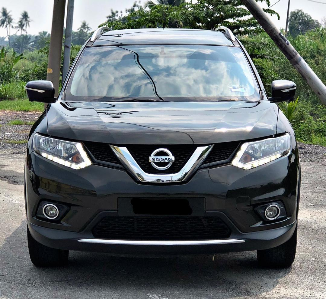 SEWA BELI>>NISSAN X-TRAIL 2.0(A) CVT PUSH START BUTTON 2017