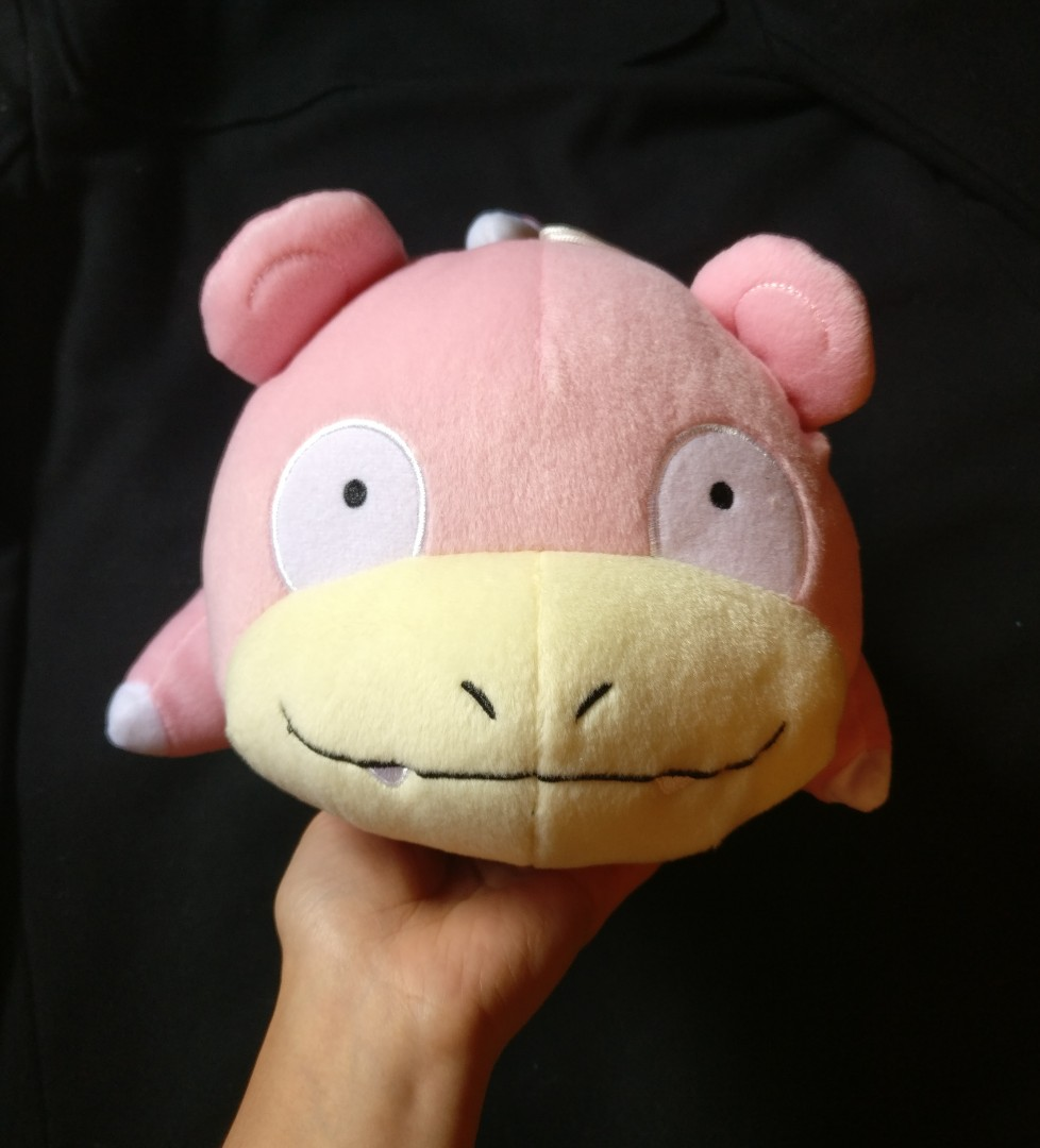 Slowpoke Pokemon plush stuffed toy
