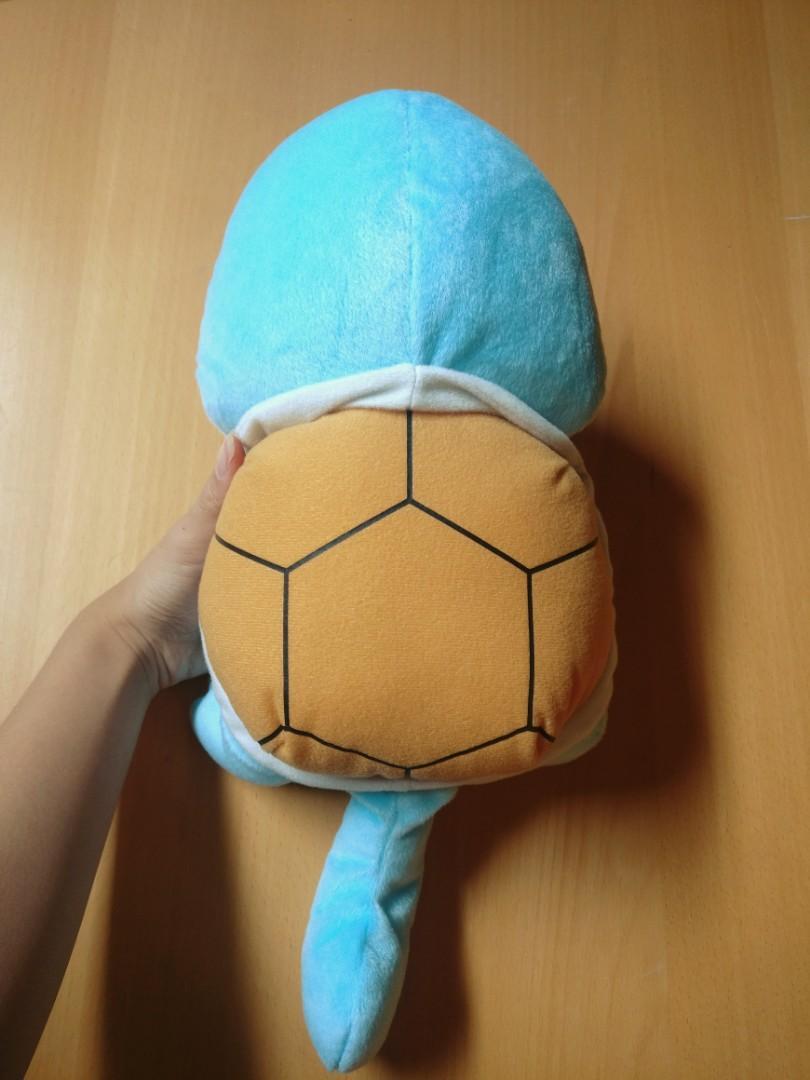 Squirtle Pokemon plush stuffed toy
