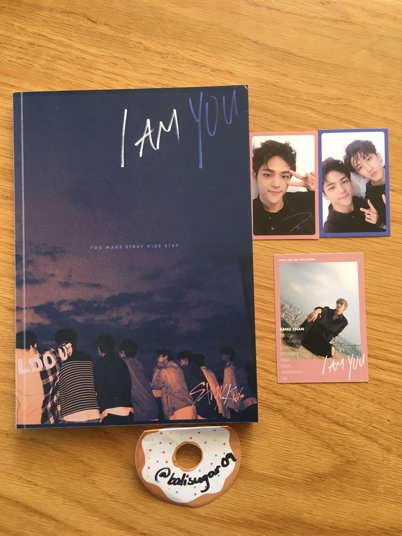 Stray Kids I Am You (You Version) Album w/ Photocards