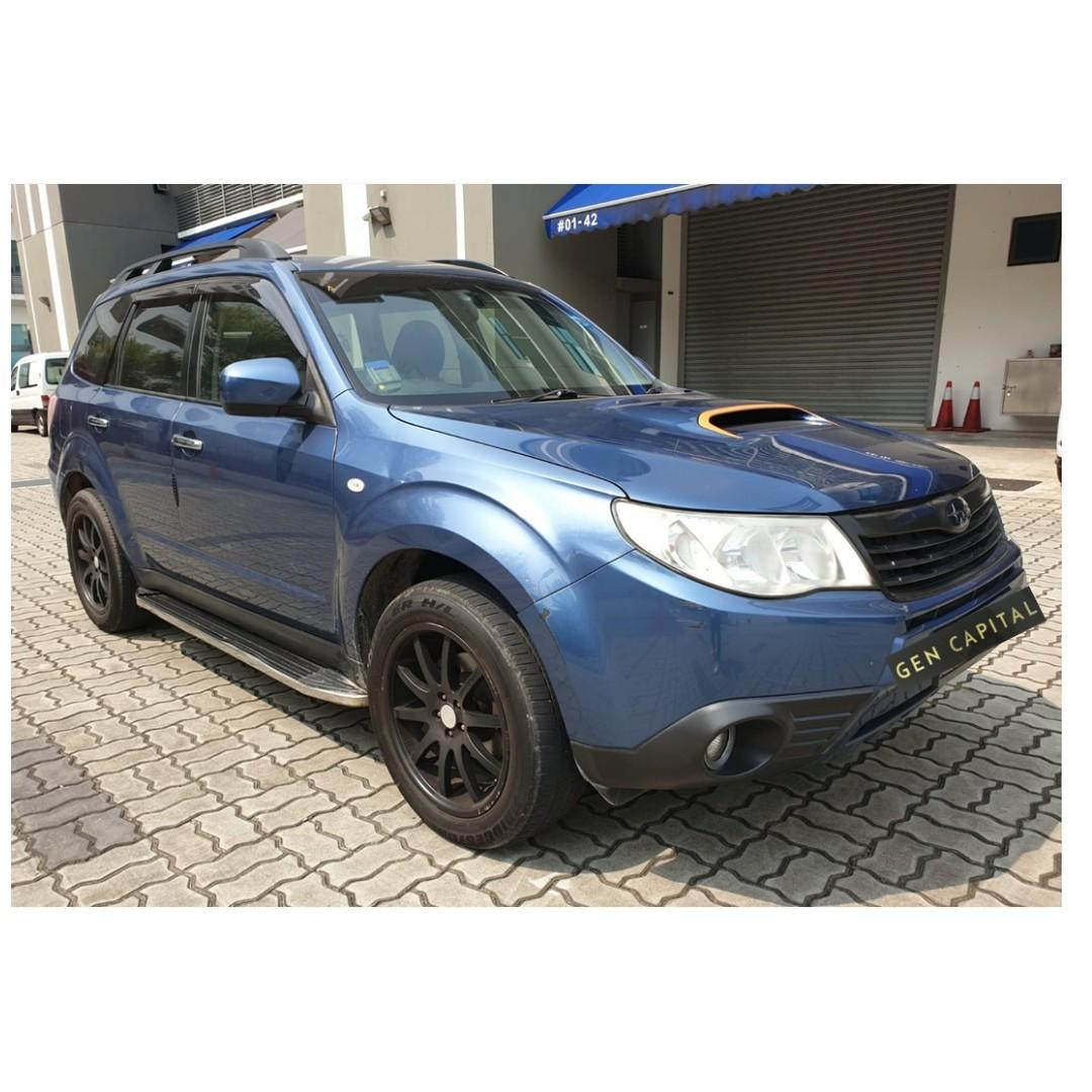Subaru Forester 2.0A - Anytime ! Any day! Your Decision!!