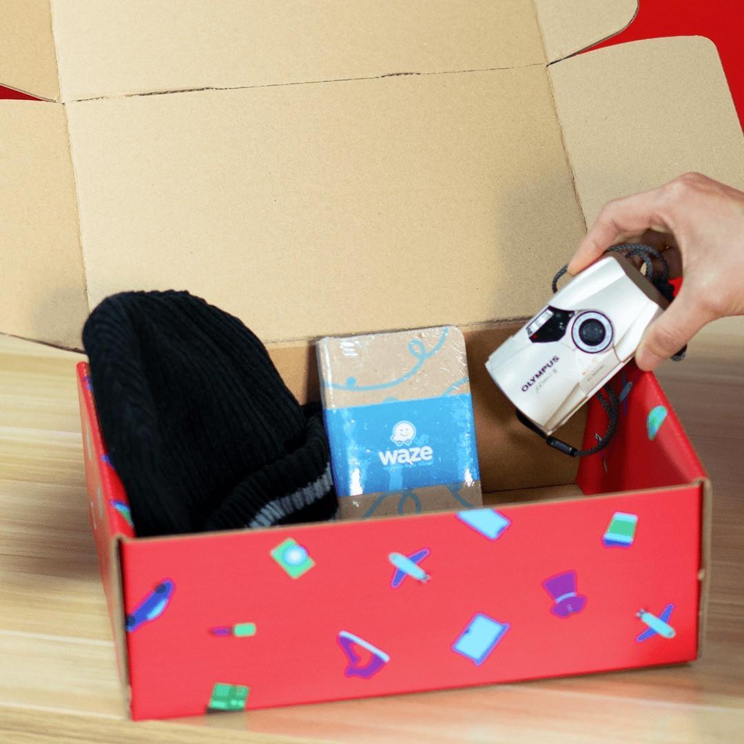 [Giveaway Closed ] Siu Rui's Box