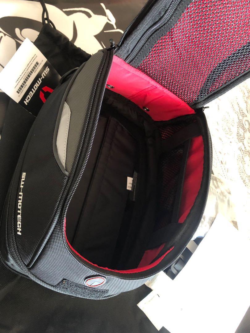 SW Motech Daypack Tankbag 5-9L (Expansible)