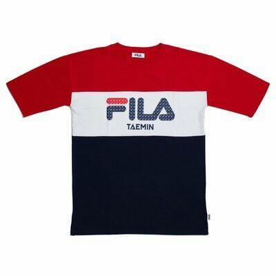 [WTS]SHINee TAEMIN x Fila T-shirt (SIZE L)