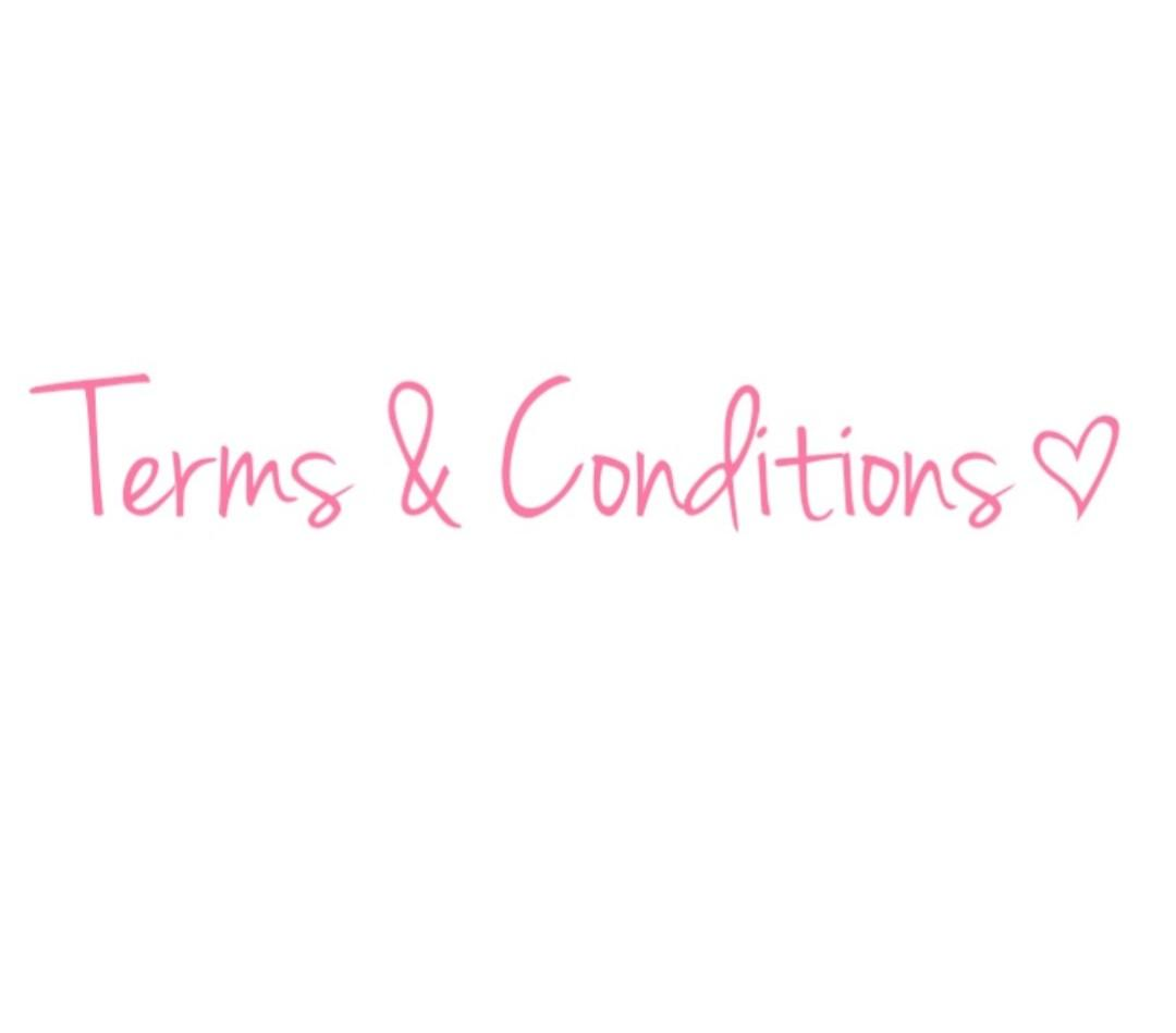 Terms & Conditions (t&c)