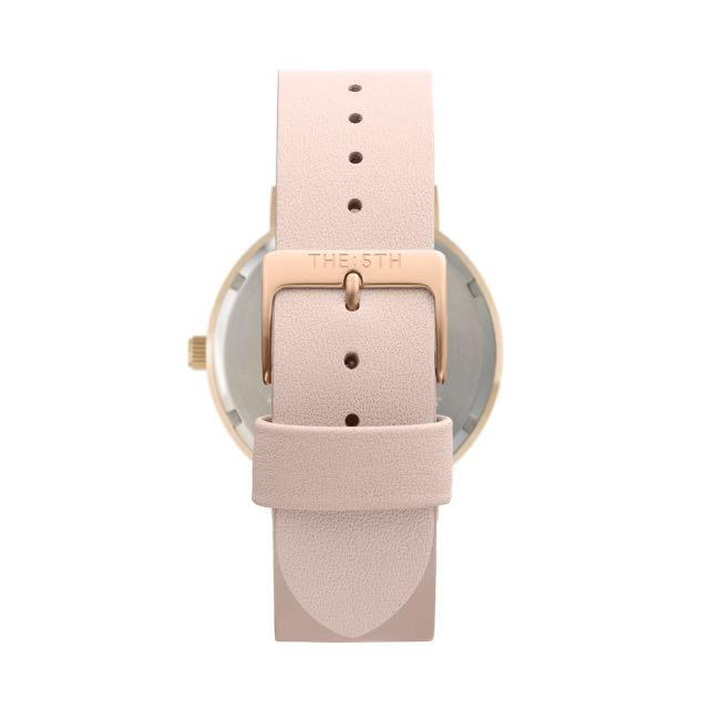 The 5th Watch 43mm women's Rose Gold & Peach RRP $140