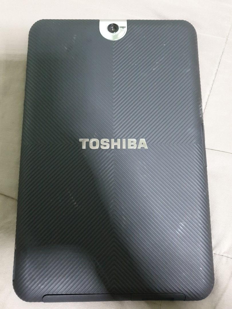 Toshiba thrive tablet AT100