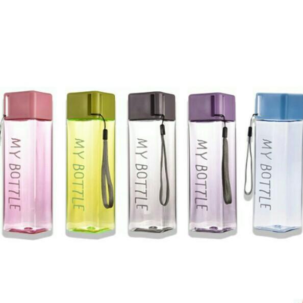 Tumbler - Botol Minum Kotak
