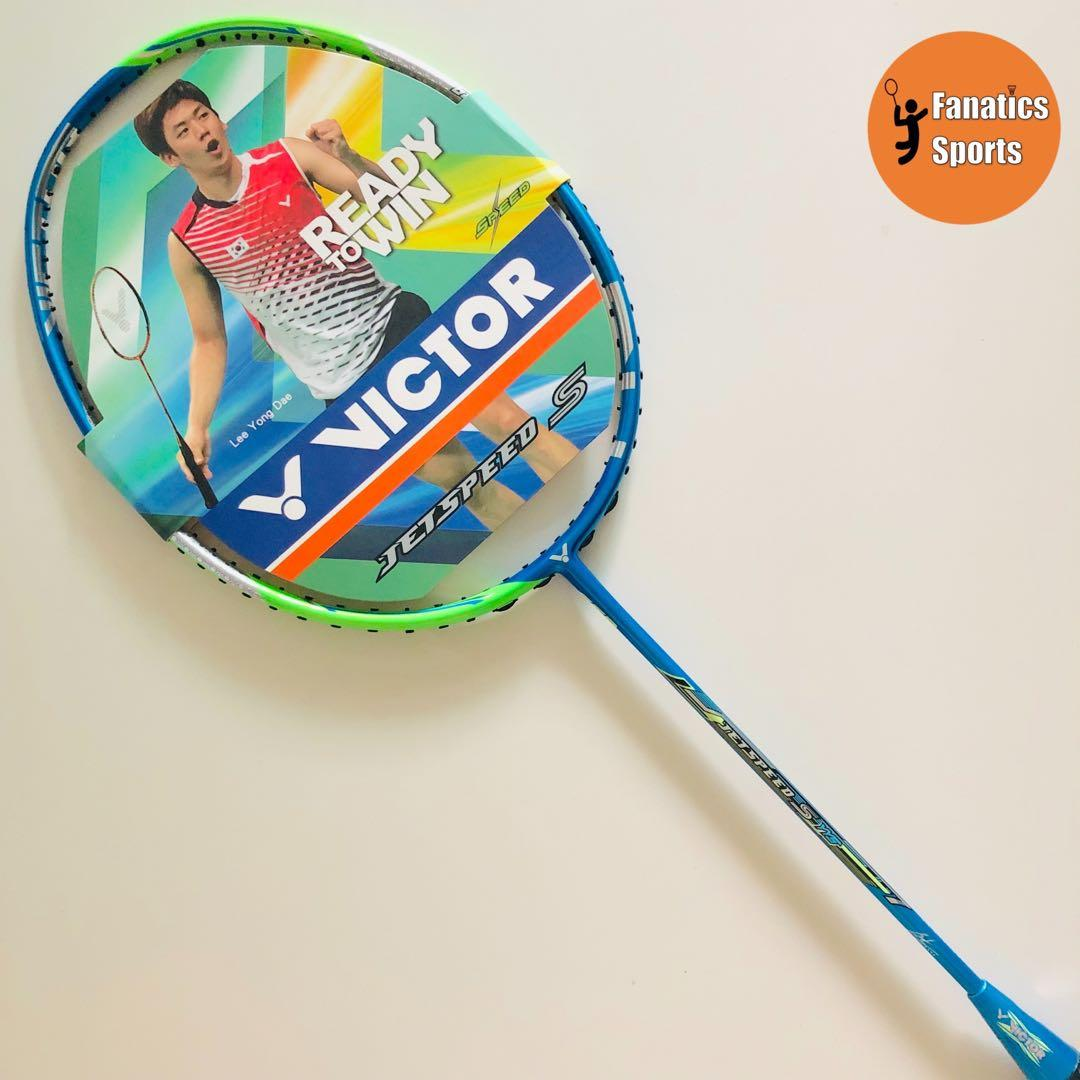 [PROMO] Brand New Victor Jetspeed YYS (Yoo Yeon Seong) Limited Edition Signature Badminton Racket