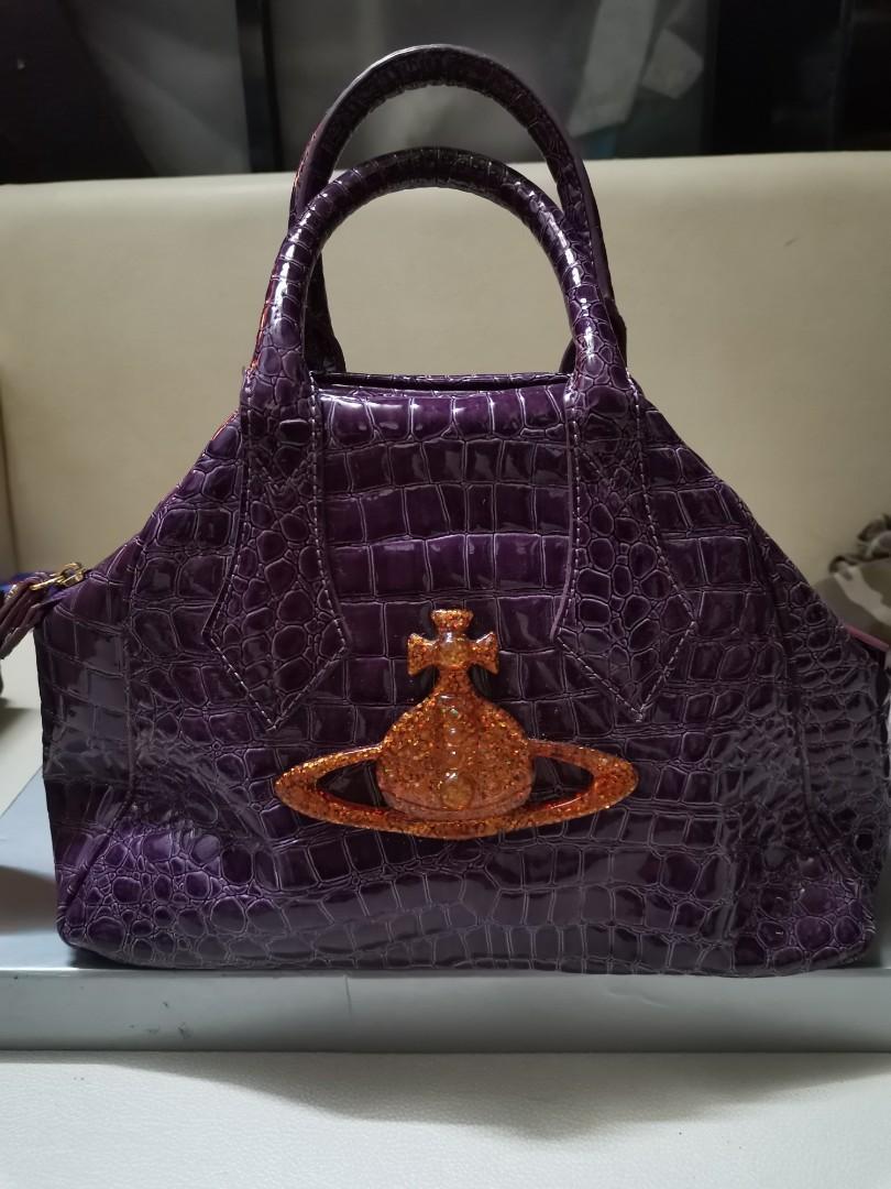 Vivienne Westwood 手袋 (紫色)