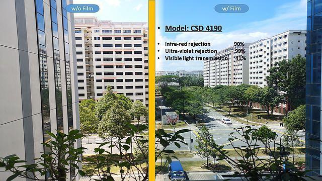 Window Film BTO Package Deal ( Solar Film )