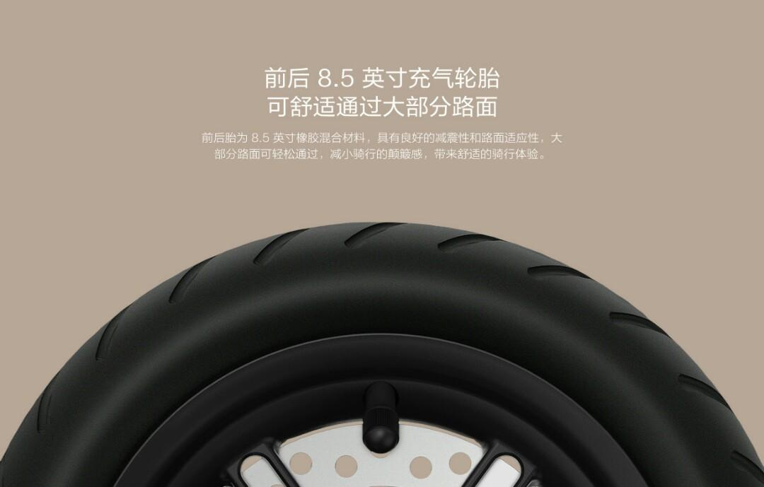 Xiaomi Mijia M365 Smart Electric Scooter Pro - BlackL