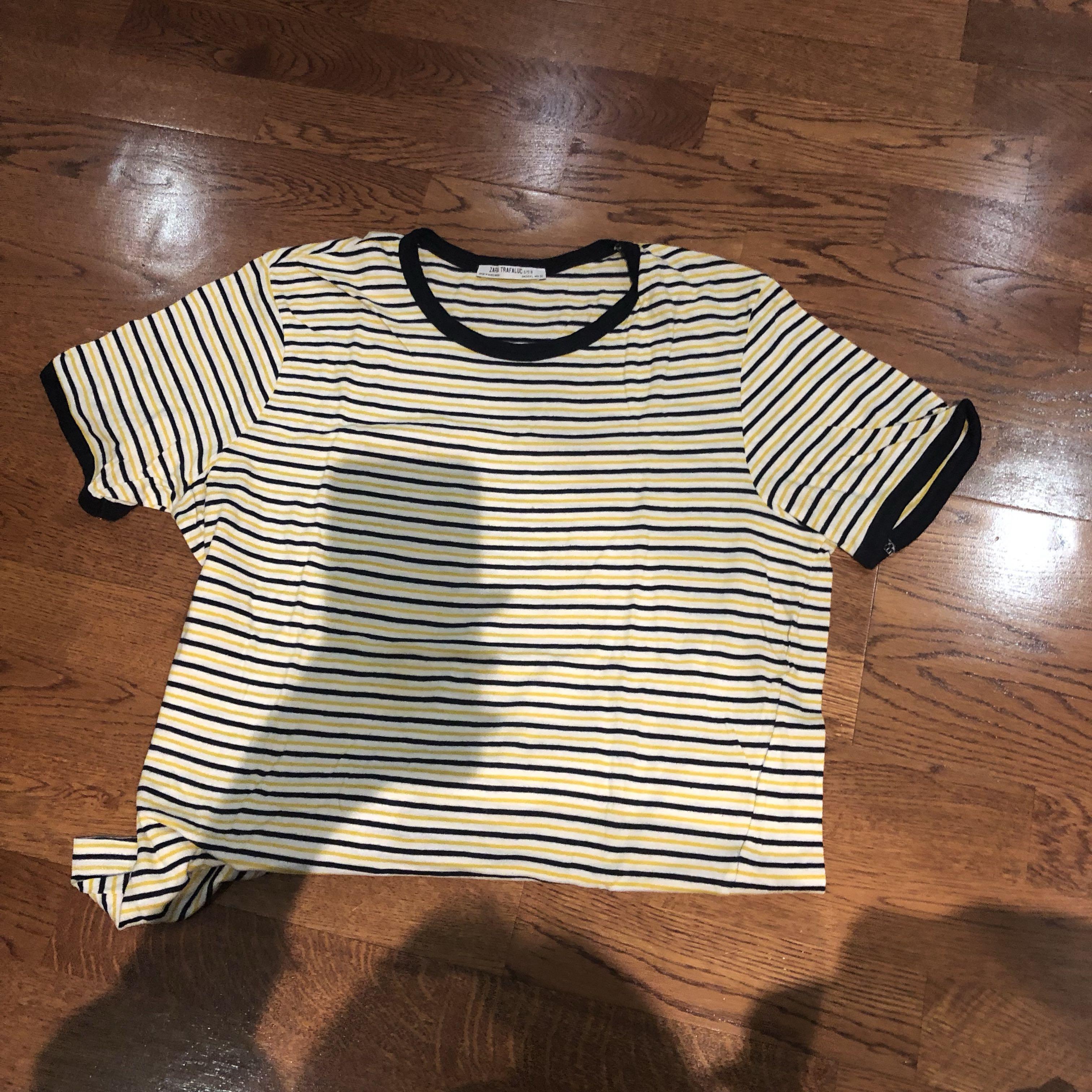 Zara Stripes Tee