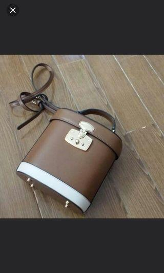 牛皮水筒包