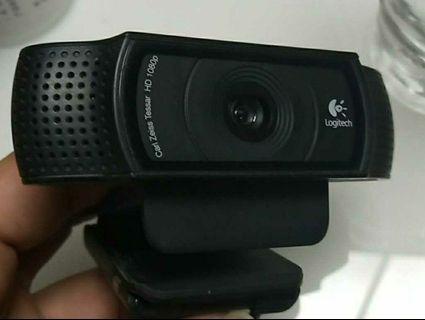 Original Logitech C920 1080p HD webcam