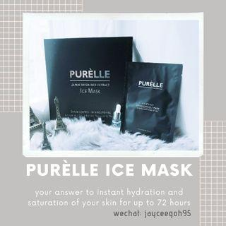 Japan Formulated Rice Ice Mask