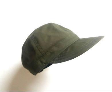 MUJI無印良良品-棉質棒球帽