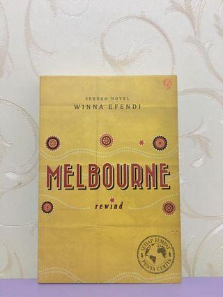 Melbourne: Rewind by Winna Efendi