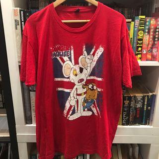 Danger mouse t shirt
