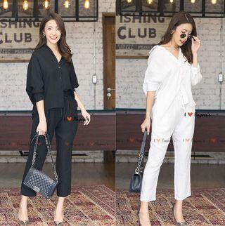 One set baju putih