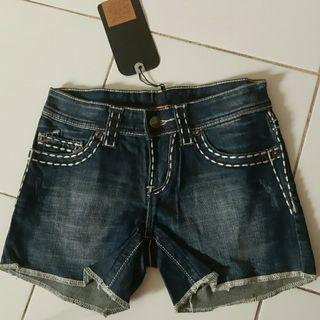 Celana Pendek Jeans/hotpants/hot pants/hot pants jeans/short jeans