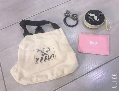 Selected Accessories Bundle for girl   精選女孩飾物包
