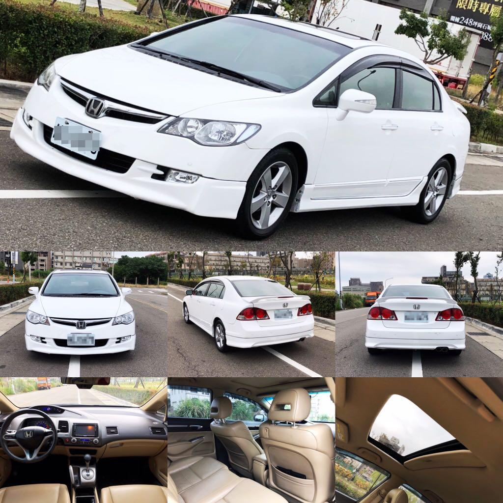 08頂級 本田 k12 1.8 低🈷️付5999 全額貸