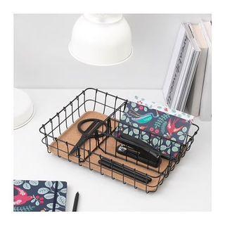 IKEA-PLEJA 文具收納盒, 黑色