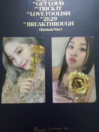 Twice Feel Special OFFICIAL PC