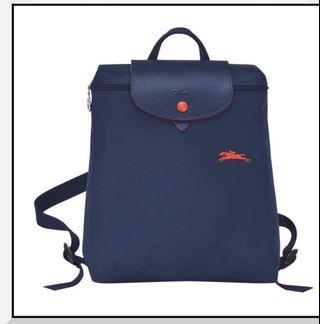 Backpack le pliage Navy