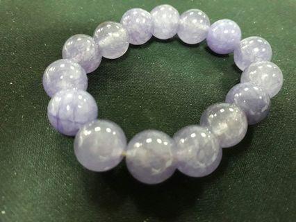 薰衣草紫水晶手珠(約12mm)