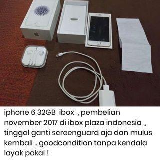 iPhone 6 32GB ex ibox