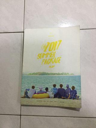 [WTS]BTS summer package 2017 photobook