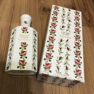 Gucci瓷瓶香水 限量150ml