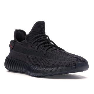 adidas Yeezy Boost 350 V2 Black (Non-Reflective) 黑天使