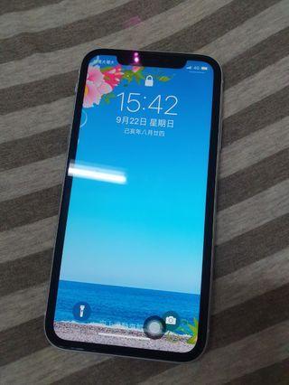 售~apple iphone XR 256g 白
