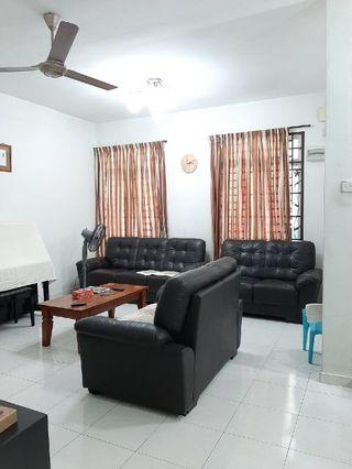Taman Setia Indah 11, Double Storey Terrace House, Fully Furnished, Johor Bahru