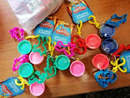 Play Doh Mini with cutter