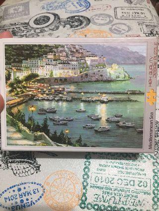 Puzzle Mediteranean Sea 150 pieces