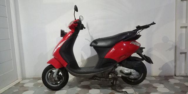 Piaggio Zip 100cc Full original pajak panjang