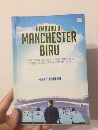 Pemburu di Manchester Biru
