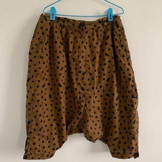 Whiple 點點低檔褲