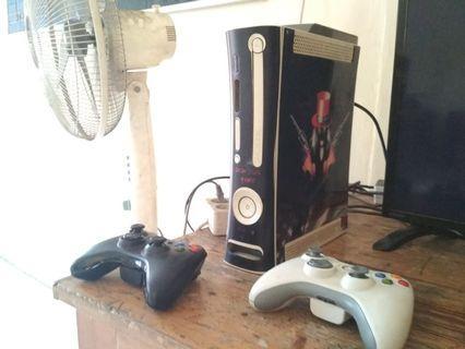 Xbox 360 jasper 250gb