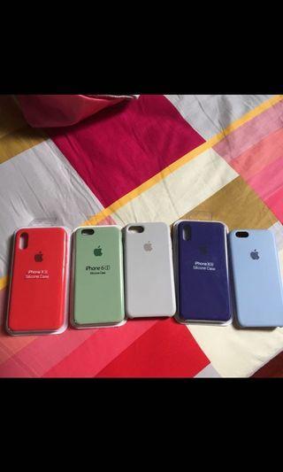 質感iphone手機殼 (紅紫藍)