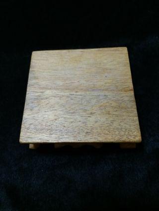 木座 底座 實木底座 正方形木座 長方形木作(隨機出貨)