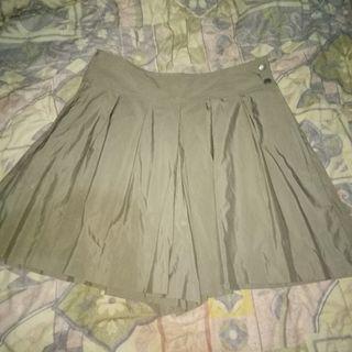 Rok celana coklat