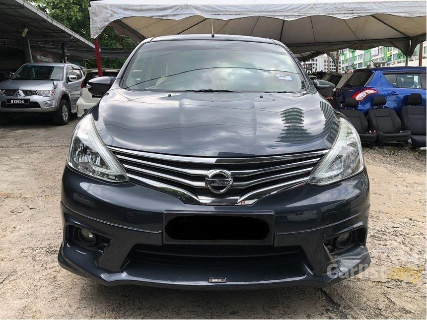 2016 Nissan Grand Livina 1.8 (A) One Owner Keyless Impul Bodykit Under Warranty      http://wasap.my/601110315793/Livina2016