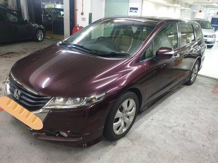 Honda Odyssey Singapore