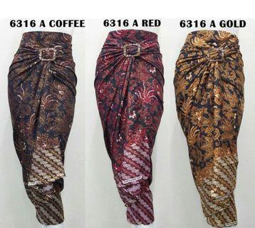 Skirt Pario Kain Batik